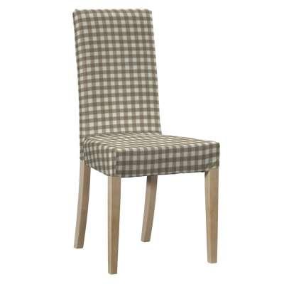 Sukienka na krzesło Harry krótka w kolekcji Quadro, tkanina: 136-06