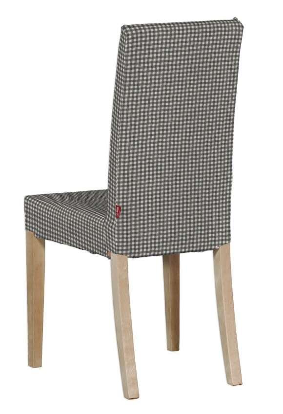 Harry kėdės užvalkalas - trumpas Harry kėdė kolekcijoje Quadro, audinys: 136-10