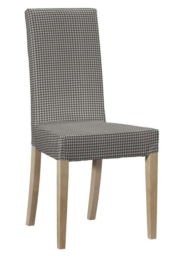 Návlek na stoličku Harry (krátky) V kolekcii Quadro, tkanina: 136-10