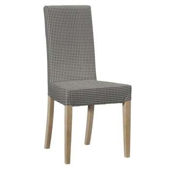 Potah na židli IKEA  Harry, krátký v kolekci Quadro, látka: 136-10