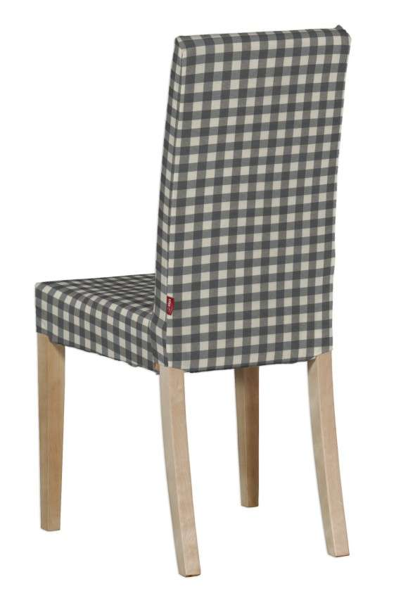 Sukienka na krzesło Harry krótka w kolekcji Quadro, tkanina: 136-11