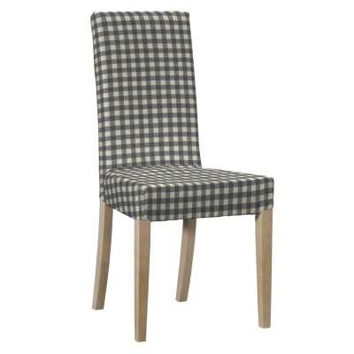 IKEA stoelhoes kort voor Harry 136-11 grijs-ecru  Collectie Quadro