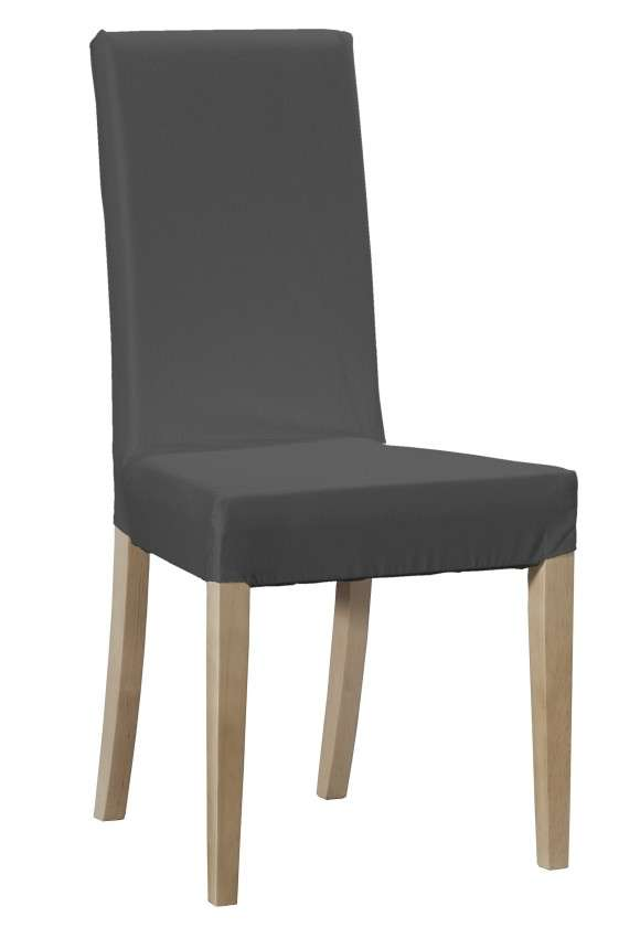 Potah na židli IKEA  Harry, krátký v kolekci Quadro, látka: 136-14
