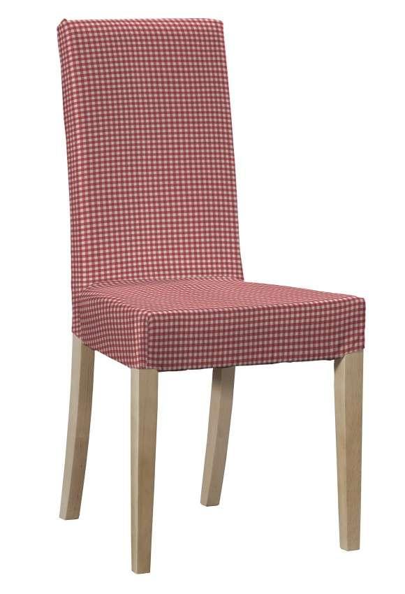 Potah na židli IKEA  Harry, krátký v kolekci Quadro, látka: 136-15