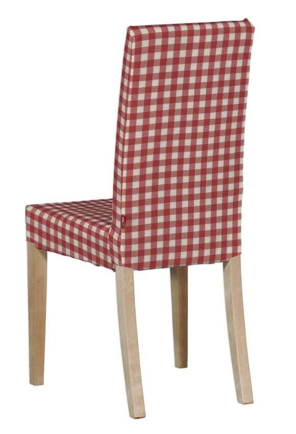 Harry kėdės užvalkalas - trumpas Harry kėdė kolekcijoje Quadro, audinys: 136-16