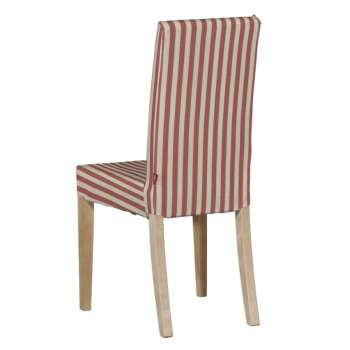Potah na židli IKEA  Harry, krátký v kolekci Quadro, látka: 136-17
