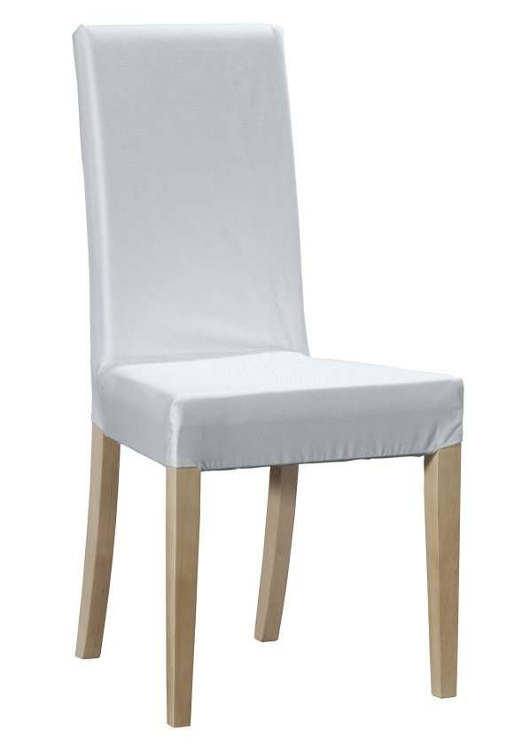 Harry kėdės užvalkalas - trumpas Harry kėdė kolekcijoje Cotton Panama, audinys: 702-34