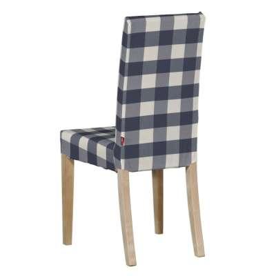 Sukienka na krzesło Harry krótka w kolekcji Quadro, tkanina: 136-03