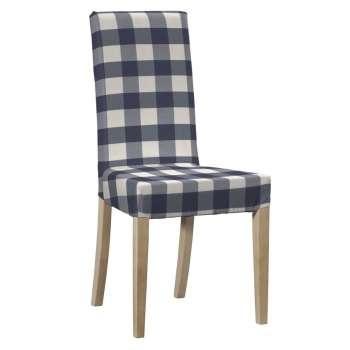 Harry kėdės užvalkalas - trumpas Harry kėdė kolekcijoje Quadro, audinys: 136-03