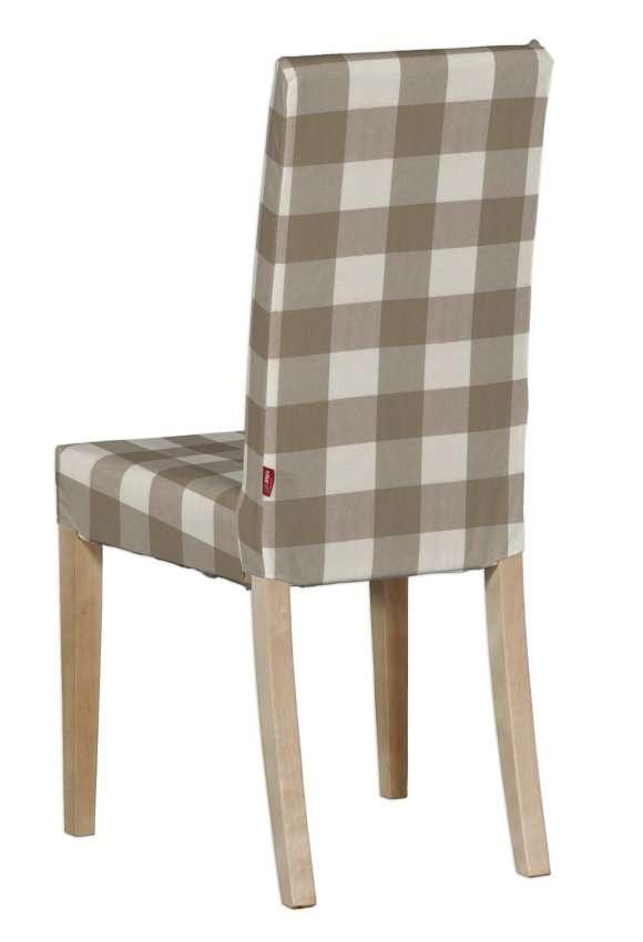 Návlek na stoličku Harry (krátky) V kolekcii Quadro, tkanina: 136-08