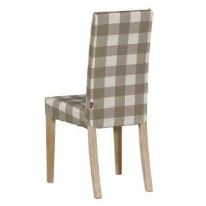 Harry kėdės užvalkalas - trumpas Harry kėdė kolekcijoje Quadro, audinys: 136-08