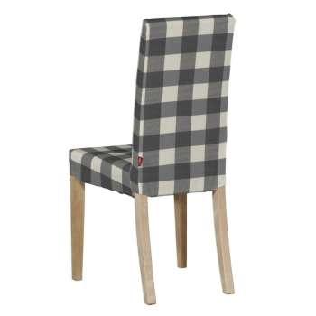 Sukienka na krzesło Harry krótka w kolekcji Quadro, tkanina: 136-13