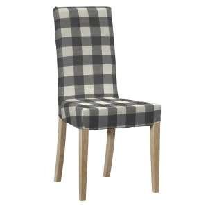 Harry kėdės užvalkalas - trumpas Harry kėdė kolekcijoje Quadro, audinys: 136-13