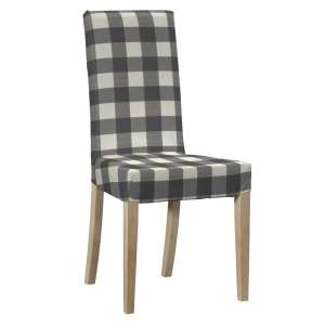 Sukienka na krzesło Harry krótka krzesło Harry w kolekcji Quadro, tkanina: 136-13