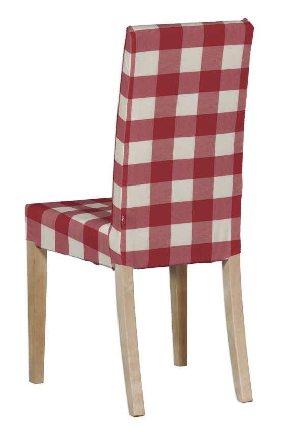 Harry kėdės užvalkalas - trumpas Harry kėdė kolekcijoje Quadro, audinys: 136-18
