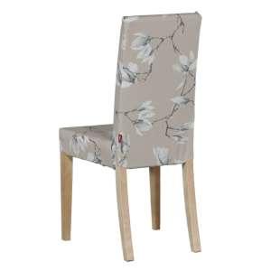 Harry kėdės užvalkalas - trumpas Harry kėdė kolekcijoje Flowers, audinys: 311-12
