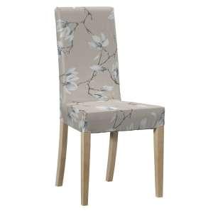 Sukienka na krzesło Harry krótka krzesło Harry w kolekcji Flowers, tkanina: 311-12