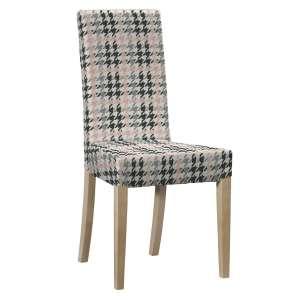 Harry kėdės užvalkalas - trumpas Harry kėdė kolekcijoje Brooklyn, audinys: 137-75