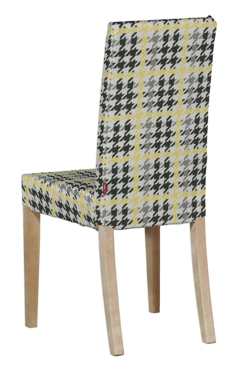 Sukienka na krzesło Harry krótka krzesło Harry w kolekcji Brooklyn, tkanina: 137-79