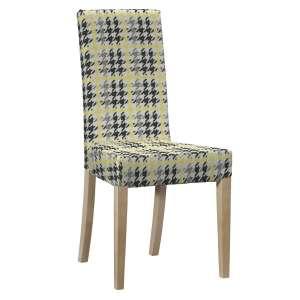 Harry kėdės užvalkalas - trumpas Harry kėdė kolekcijoje Brooklyn, audinys: 137-79