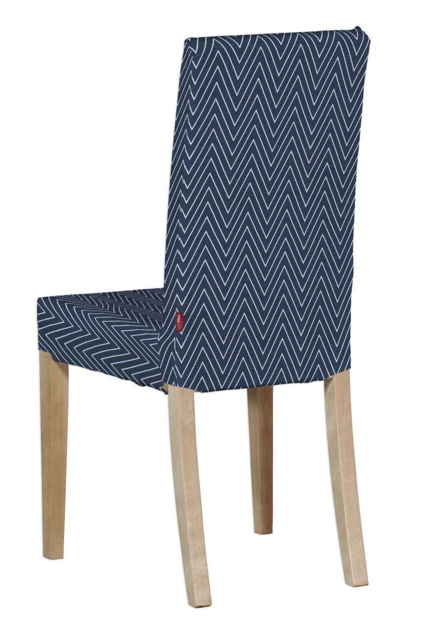 Harry kėdės užvalkalas - trumpas Harry kėdė kolekcijoje Brooklyn, audinys: 137-88