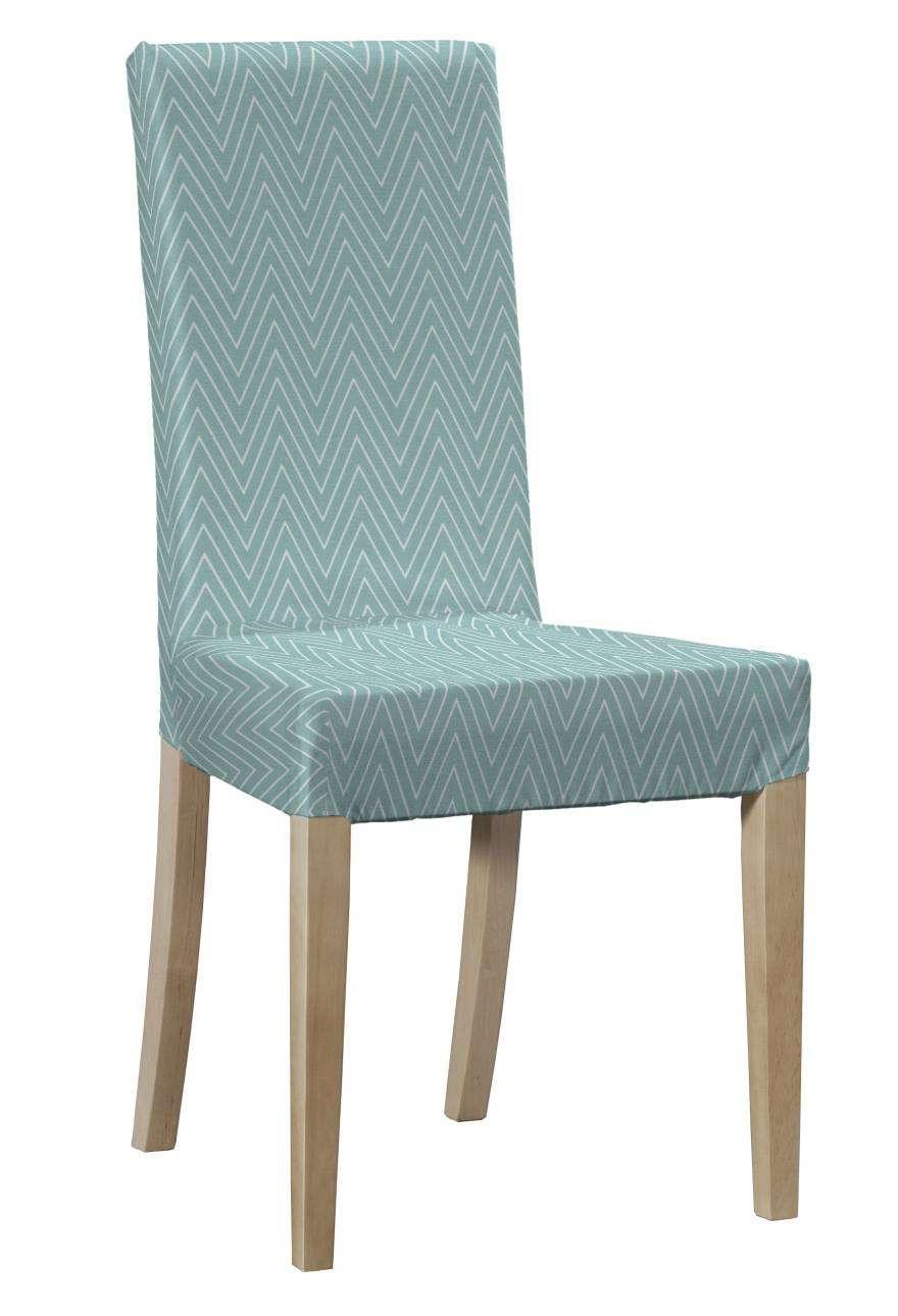 Harry kėdės užvalkalas - trumpas Harry kėdė kolekcijoje Brooklyn, audinys: 137-90