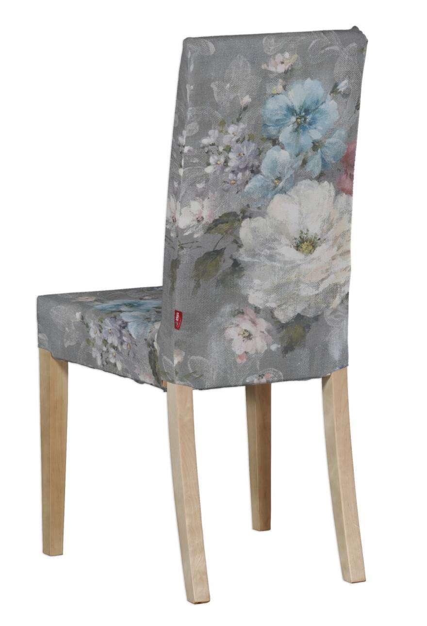 Harry kėdės užvalkalas - trumpas Harry kėdė kolekcijoje Monet, audinys: 137-81
