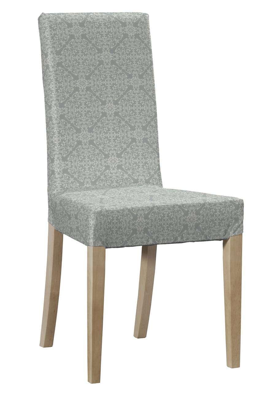 Sukienka na krzesło Harry krótka krzesło Harry w kolekcji Flowers, tkanina: 140-38