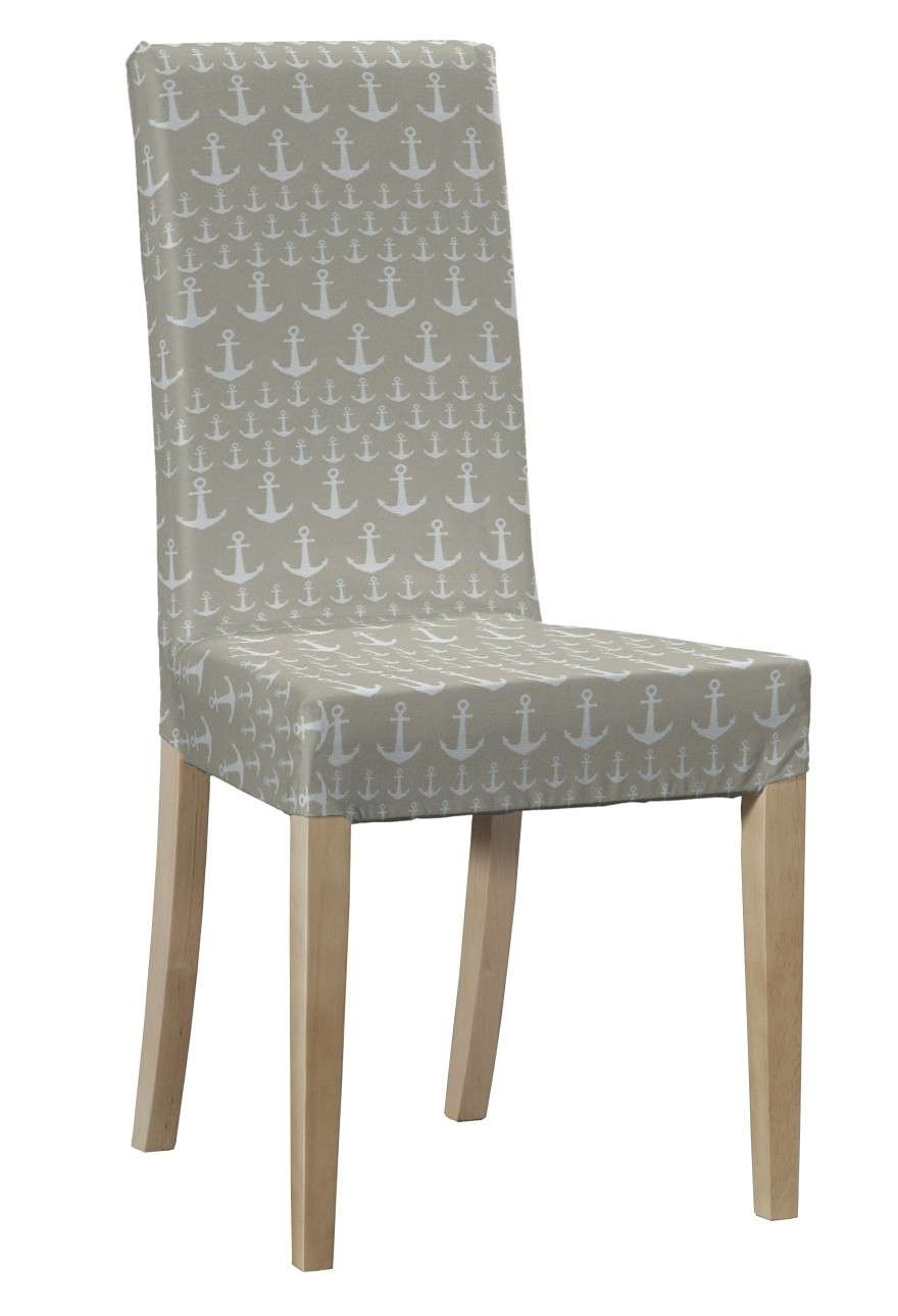 Harry chair cover Harry chair in collection Marina, fabric: 140-63