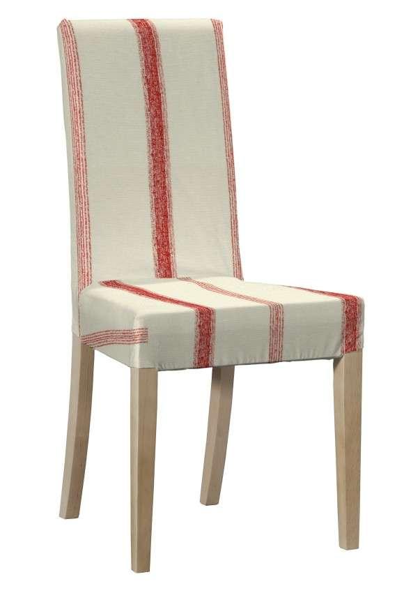 Potah na židli IKEA  Harry, krátký v kolekci Avignon, látka: 129-15