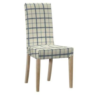 IKEA stoelhoes kort voor Harry 131-66 creme- blau Collectie Avinon