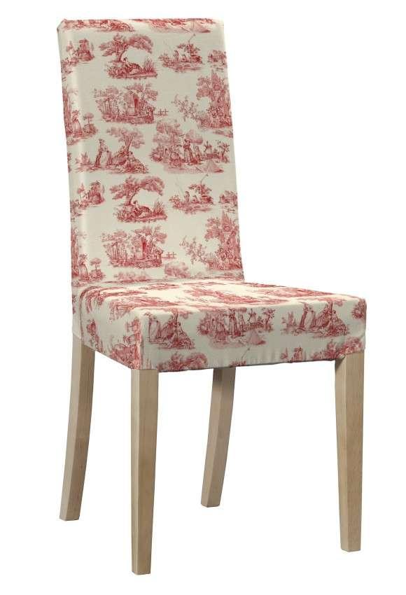 Sukienka na krzesło Harry krótka krzesło Harry w kolekcji Avinon, tkanina: 132-15