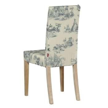 Sukienka na krzesło Harry krótka krzesło Harry w kolekcji Avinon, tkanina: 132-66