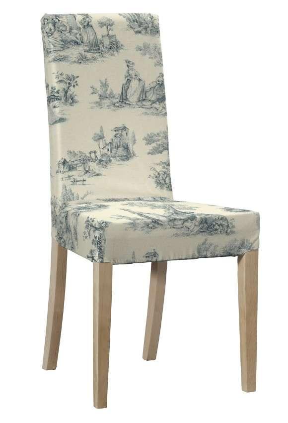 Sukienka na krzesło Harry krótka w kolekcji Avinon, tkanina: 132-66