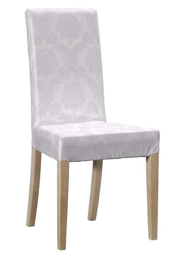 Harry kėdės užvalkalas - trumpas Harry kėdė kolekcijoje Damasco, audinys: 613-00