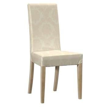 Sukienka na krzesło Harry krótka krzesło Harry w kolekcji Damasco, tkanina: 613-01