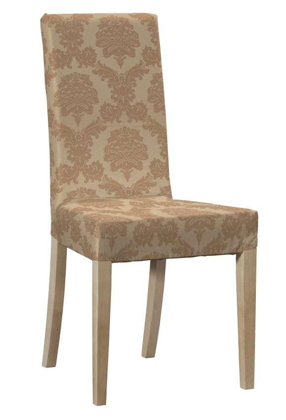 Harry kėdės užvalkalas - trumpas Harry kėdė kolekcijoje Damasco, audinys: 613-04