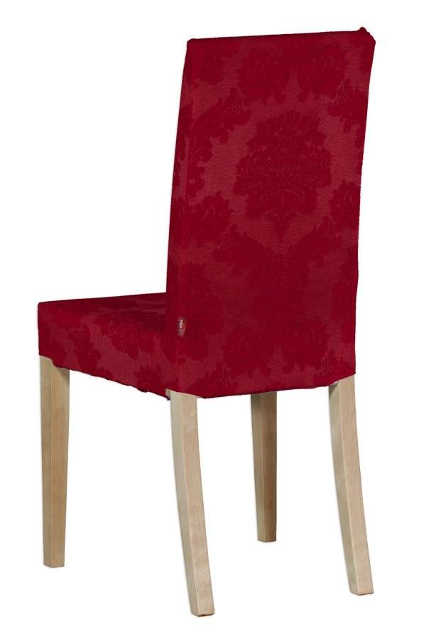Harry kėdės užvalkalas - trumpas Harry kėdė kolekcijoje Damasco, audinys: 613-13