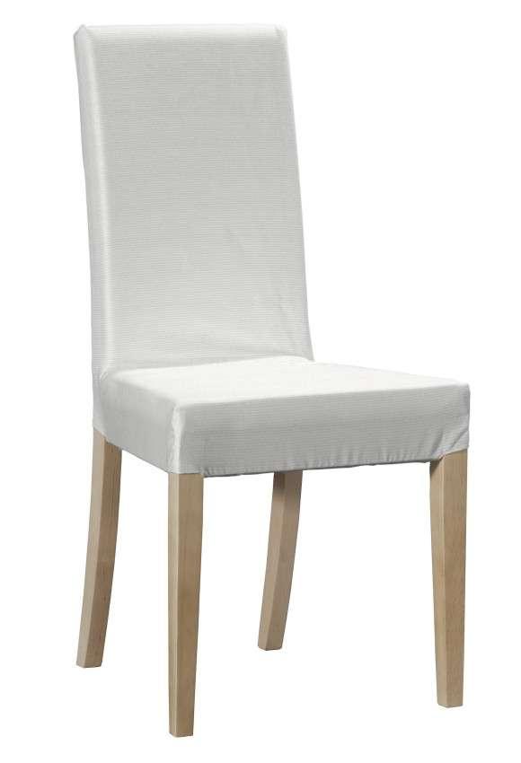 Potah na židli IKEA  Harry, krátký v kolekci Jupiter, látka: 127-01