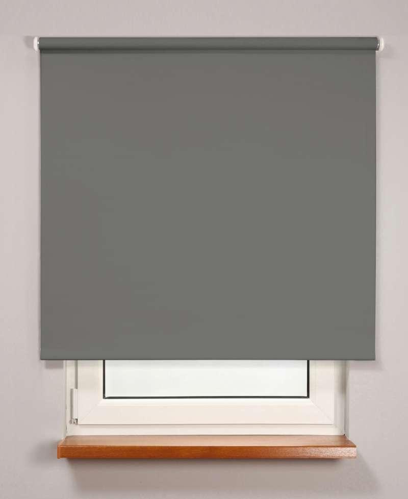 Lystette rullegardiner med fjertrekk Smartroll™ fra kolleksjonen Rullegardinstoff mørklegging, Stoffets bredde: 054
