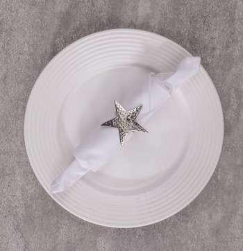 Obrączka na serwetkę Star