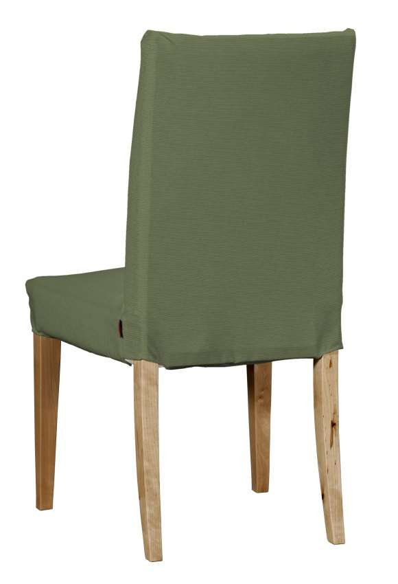 Potah na židli IKEA  Henriksdal, krátký židle Henriksdal v kolekci Jupiter, látka: 127-52
