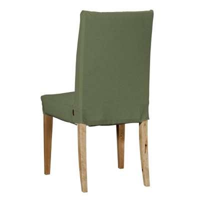 Sukienka na krzesło Henriksdal krótka 127-52 zgaszona zieleń Kolekcja Jupiter