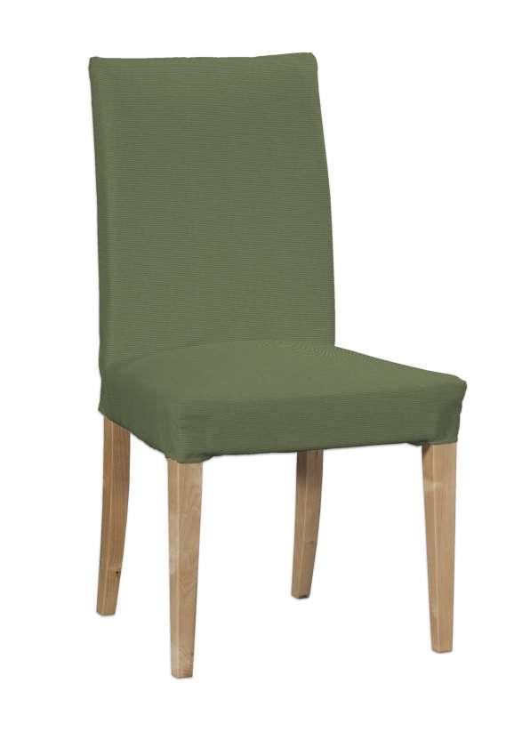 Sukienka na krzesło Henriksdal krótka krzesło Henriksdal w kolekcji Jupiter, tkanina: 127-52