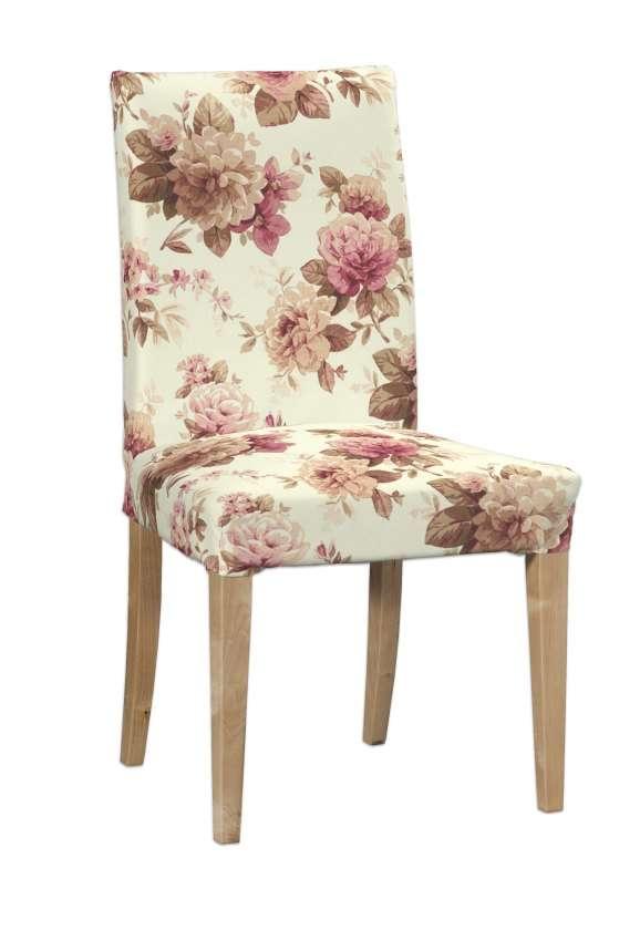 Potah na židli IKEA  Henriksdal, krátký židle Henriksdal v kolekci Mirella, látka: 141-06