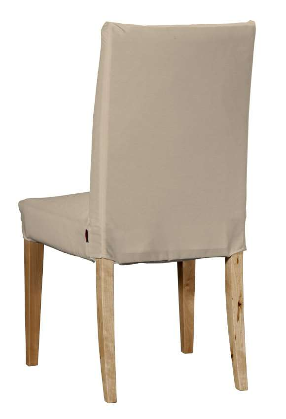 Henriksdal kėdės užvalkalas - trumpas Henriksdal kėdė kolekcijoje Cotton Panama, audinys: 702-01