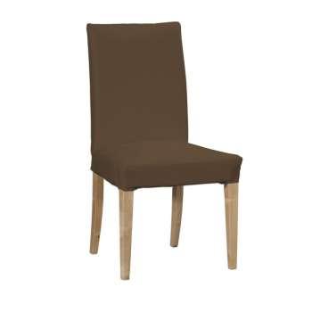Henriksdal kėdės užvalkalas - trumpas Henriksdal kėdė kolekcijoje Cotton Panama, audinys: 702-02