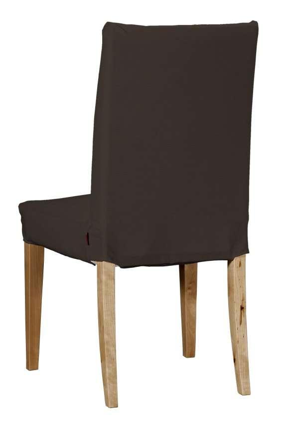 Potah na židli IKEA  Henriksdal, krátký židle Henriksdal v kolekci Cotton Panama, látka: 702-03