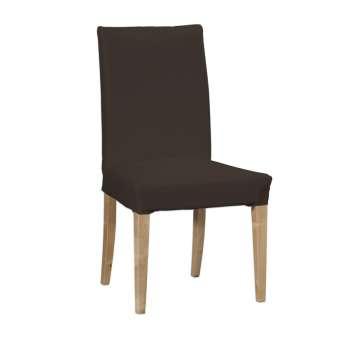 Henriksdal kėdės užvalkalas - trumpas Henriksdal kėdė kolekcijoje Cotton Panama, audinys: 702-03