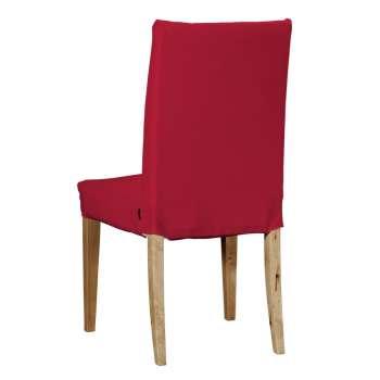 Sukienka na krzesło Henriksdal krótka krzesło Henriksdal w kolekcji Cotton Panama, tkanina: 702-04